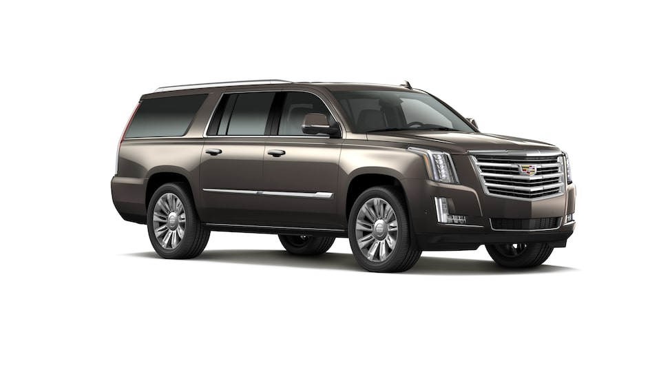 Cadillac Escalade 2020, SUV en color Black Raven
